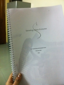 SNF M&E Pilot Book